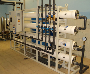 Комплекс очистки воды КОВ 20
